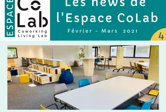 Les News de l'Espace CoLab n°4